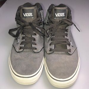 Vans Thick Padded High Tops